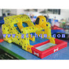 Dog Slide Inflatable Bouncer / Inflatable Bouncy Bed / Jumping Inflatable Bouncer House