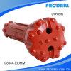 Cop44-130mm DTH Bit para perfurar