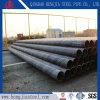 API 5L X70 Psl2 SSAW 3PE Anti-Corrosion спираль Сварные стальные трубы