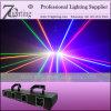 Los colores de luz láser de haz 4 DMX Lente proyector de láser para la parte discoteca DJ