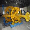 Cable de alambre de la energía que forma la máquina