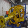 BVV Wire Cable Laying - acima de Machine