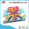 Servicio personalizado de la impresión del libro infantil emergente China