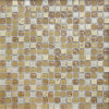 4mm Glass Mosaic voor Wall