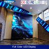 Pantalla de visualización video de LED del pixel de la pared 4m m del estadio de interior