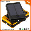 Alta qualidade carregador solar portátil com 12.000 mAh maior capacidade