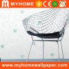La construcción de material decorativo interior Wall Papers Fabricantes