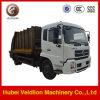 Nuovo Model Horsepower 120HP 10-15ton Garbage Truck