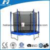8ft Round Premium Trampoline con Enclosure (HT-TP8)