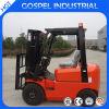 Mini 1.5 tonne de type diesel chariot élévateur manuel Cpcd15