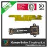 PWB flexible de doble cara 1037