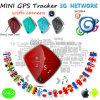 Red 2017/3G ancianos Mini GPS Tracker con la cámara V42