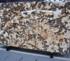 Сляб камня цены настила высокого качества серый мраморный