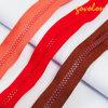 Chiusura lampo di nylon/chiusura lampo del metallo Zipper/Plastic