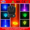 8 gobos 8 couleurs10W RGBW Mini spot déplacer la tête d'éclairage LED