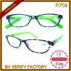 Entwurfs-preiswerter Plastik der Fantasie-R709 gestaltet Anzeigen-Gläser