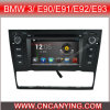 BMW 3 E90/E91/E92/E93 (AD-7900)를 위한 A9 CPU를 가진 Pure Android 4.4 Car DVD Player를 위한 차 DVD Player Capacitive Touch Screen GPS Bluetooth