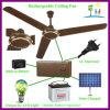 Boa qualidade Ventilador de teto recarregável para a África Ocidental Bangladesh Market