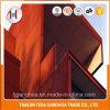 중국 Baosteel ASTM 급료 a/B Corten 강철 플레이트 공장 가격