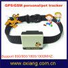 Mini wasserdichtes GPS/GSM Kind/Haustier-Verfolger Gt201-2