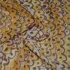 tessuto di seta di /Scarf del tessuto di Georgette /Silk della piega di Georgette della piega 100%Silk (SL110324-8)