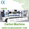 Máquina automática de corte e corte de folhas