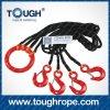 08 Tr Sk75 Dyneema Mini 12V Electric Winch Line와 Rope