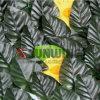 가짜 인공적인 회양목 산울타리 플라스틱 인공적인 잔디 담