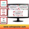 21,5 pulgadas TFT LCD Monitor (AV Entrada múltiple / TV / HDMI / USB / DVI) 1920x1080p