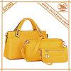sac à main 2014 d'unité centrale de la femme 3PCS le sac à main le plus populaire (AY283)