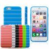 Caso TPU stripe para iPhone 6