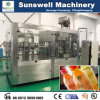 3 in-1 automáticos Fruit Juice Processing Plant/Orange Juice Bottling Plant