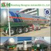 De StandaardAanhangwagen van de Tank van 3 LPG van de As ASME, de Aanhangwagen van het Gas van LPG 56000L