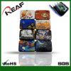 유일한 제품 RFID Aluma 알루미늄 지갑 신용 카드 홀더