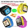 вахта отслежывателя 3G GPS для детей с множественным языком (D18)