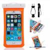 iPhone 6 Plus/6s Plus 10m WaterproofのiPhone Bagのための移動式Phone Case