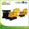Gummi gezeichnete Schlamm-Pumpe für das Goldmine-Rückstand-Handhaben