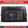 GPS를 가진 Toyota Old Prado, Bluetooth를 위한 특별한 Car DVD Player. (CY-7100)