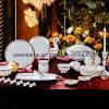 놓이는 Jingdezhen 사기그릇 식기 식기류 주전자 (QW-818)