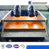 Lineare vibrierender Bildschirm-entwässernmaschine mit Edelstahl