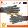 Перчатки отрезанные нержавеющей сталью упорные Dcr410