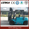 Prix électrique à quatre roues de chariot élévateur de batterie de chariot élévateur de 4.5 tonnes