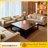 Sofà grigio del salone di stile moderno dell'America impostato/sofà sezionale dell'hotel