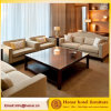 Sofá moderno da sala de visitas do estilo de América/sofá secional tela do hotel