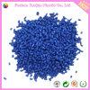 Granules bleus de Masterbatch pour les granules en plastique de matière première