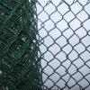 """Do """" cerca revestida da ligação Chain da cerca do jardim do PVC engranzamento 4"""
