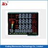 396*162 FSTN Grafik LCD-Bildschirmanzeige-Zahn-Typ LCD-Baugruppe