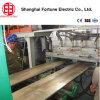 Machine van het Systeem van het Ononderbroken Afgietsel van de Strook van het Koper van het Fortuin van Shanghai de Horizontale
