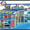 Insieme dell'interno del campo da giuoco del gioco gonfiabile della Camera del gioco del giocattolo dei capretti