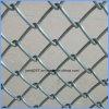 Оцинкованный звено цепи ограждения Ирландии сетка Net из Гуанчжоу